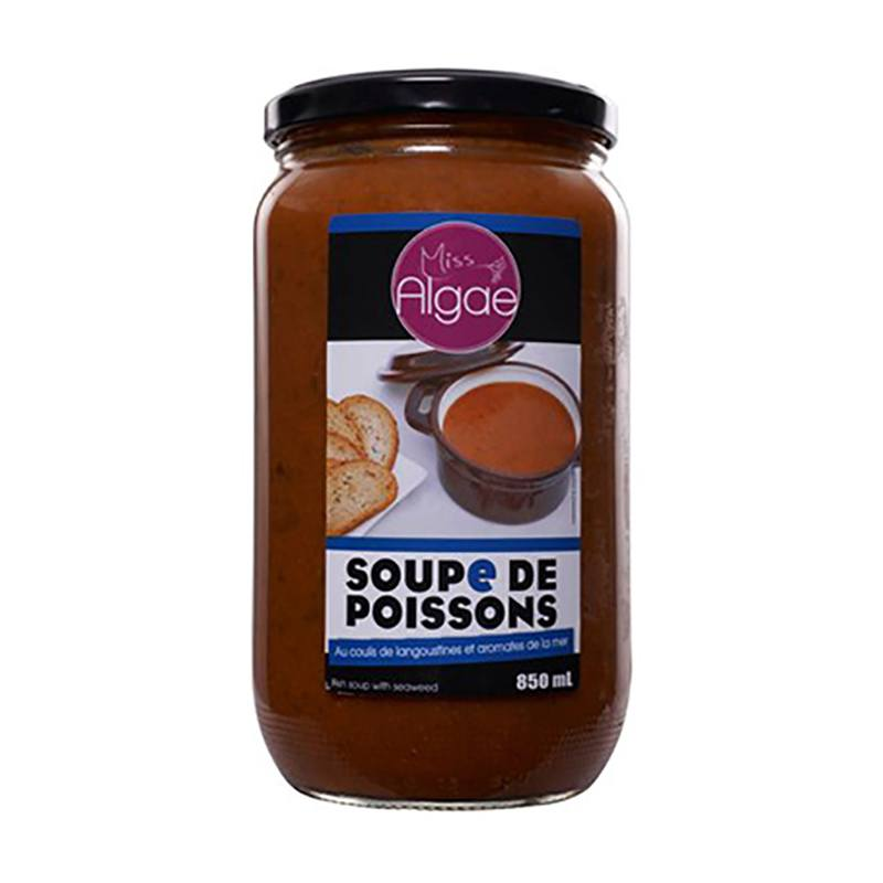 Soupes et bisques